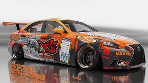 lexus is 350 drifting skin real racing 3 club turbo drift lexus is f350 by tanto archie