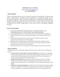 Best Resume Undergraduate by Mental Health Case Manager Resume Resume For Your Job Application