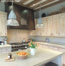 Chinese Kitchen Cabinets Tone On Tone French Style Family Kitchen