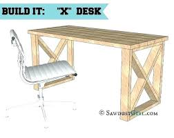 Desk Diy Plans Corner Computer Desk Desk Build A Desk Plans Diy Computer