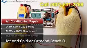 and cold ac ormond fl 407 641 2768