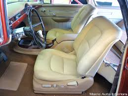 Van Nuys Upholstery Morro Auto Interiors Van Nuys Ca Professional Upholstery In