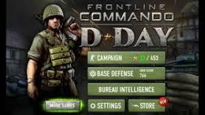 frontline commando d day apk frontline commando d day apk hack mod datos obb