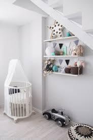 deco bebe design scandinavian nursery inspiration grey mint habitación bebé