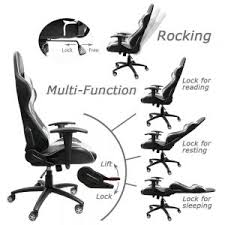 Comfy Pc Gaming Chair Homall Executive Swivel Leather Gaming Chair Review