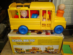 bus scolaire tuppertoys collection