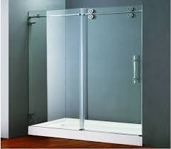 48 Inch Glass Shower Door Show Your Shower With Sliding Shower Doors Home Decor News
