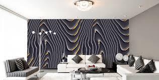 Moderne Wohnzimmer Deko Ideen Wohnzimmer Wandgestaltung Schwarz Weiß Angenehm Auf Moderne Deko
