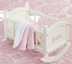 Juliette Bed Pottery Barn Doll Cradle Pottery Barn Kids