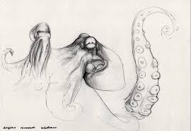 octopus sketches by icecoldart on deviantart