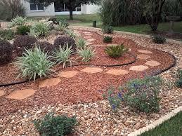 Grassless Backyard Ideas 46 Best Home Front Yard Images On Pinterest