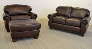 Chair And A Half With Ottoman Montana Sofa U2039 U2039 The Leather Sofa Company