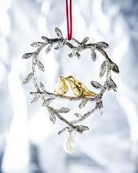 slash prices on two turtle doves ornament