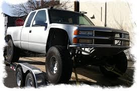 chevy prerunner truck vehicles shaffer motorsports
