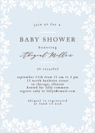 baby boy baby shower invitations baby shower invitations for boys basic invite