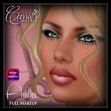 Bridal Makeup Box Second Life Marketplace Cb Amber Bridal Makeup Box