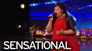 Sensational Videos Destiny Chukunyere Stuns Britain U0027s Got Talent Viewers But The 14