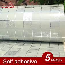 aliexpress com buy 10m pvc mosaic wall paper modern self