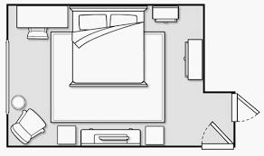 Master Bedroom Suites Floor Plans Bedroom Floor Plan