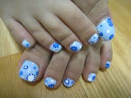toe nail art designs 2017 for beginners step by step 4