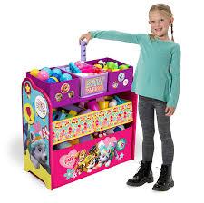 toy organizer amazon com delta children multi bin toy organizer nick jr paw