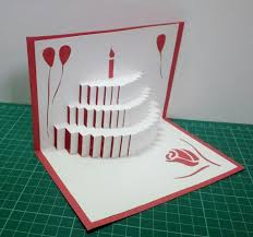 pop up birthday card popup birthday card 5 steps with pictures