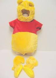 Winnie Pooh Halloween Costume Piglet Jumpsuit 18 24 Month Disney Costume Pig Ear Hoodie Plush