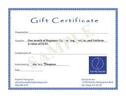 sample gift vouchers p u0026l template excel receipt template free