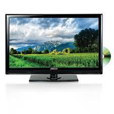 amazon com axess 15 6 inch led full hdtv includes ac dc tv dvd