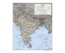 Hyderabad Map Maps Of India Detailed Map Of India In English Tourist Map