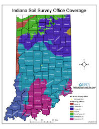 Map Of Ohio And Indiana by Indiana Major Land Resource Area Mlra Soil Survey Offices Nrcs
