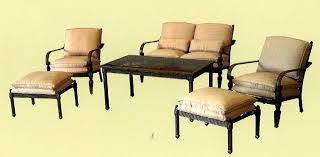 Home Depot Patio Furniture Replacement Cushions by 54 Hampton Bay Patio Furniture Hampton Bay Clairborne 4 Piece