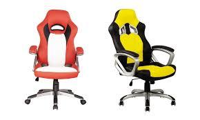 Race Car Office Chair Racecar Style Office Chair Groupon Goods