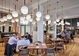 modern pantry restaurant interior reflects founder u0027s danish roots