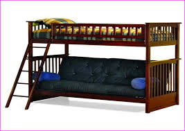 Bunk Bed With Futon On Bottom Full Size Bunk Bed With Futon On Bottom Home Design Ideas