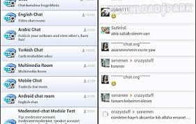 live chat rooms android app free download in apk