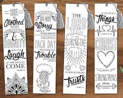 printable easter bookmarks to colour luke 10 13 color your own bookmarks bible journaling illustrated