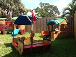 Outdoor Backyard Ideas Playground And Outdoor Ideas For Family Home Daycare Playground