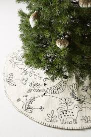 catchy collections of owl christmas tree skirts fabulous homes