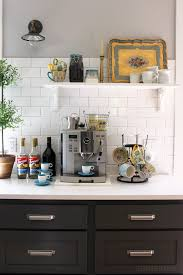 Pretty Mugs Fall Nesting Pretty Mugs U0026 Fancy Coffee Station The Inspired Room