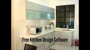kitchen design software freeware free kitchen design software youtube