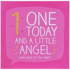 happy jackson age 1 birthday card little angel u2013 the lovely room