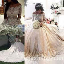 bling wedding dresses wedding dress cathedral ebay