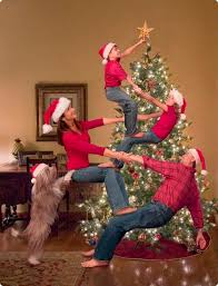 20 funny christmas card ideas for the family snappy pixels