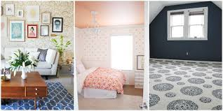 Ways To Deal With Ugly Carpeting Fast Fixes For WalltoWall - Wall carpet designs