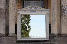 adam style house outstanding c19th country house architectural mirror in the