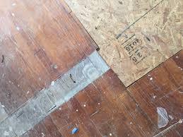 Laminate Floor Bulging Bloggers Shaw Floors