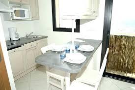 cuisine pour petit espace table pour petit appartement table de cuisine pour petit espace