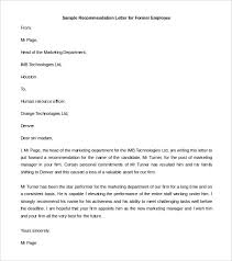 Cover Letters For A Resume  general cover letter examples for     Cover Letter Templates recommendation letter resumes   Template   free sample recommendation letter