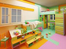 kids room paint ideas gallery miniature toys double decker bus
